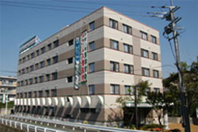 ゆうゆうシニア館 那珂川外観の写真